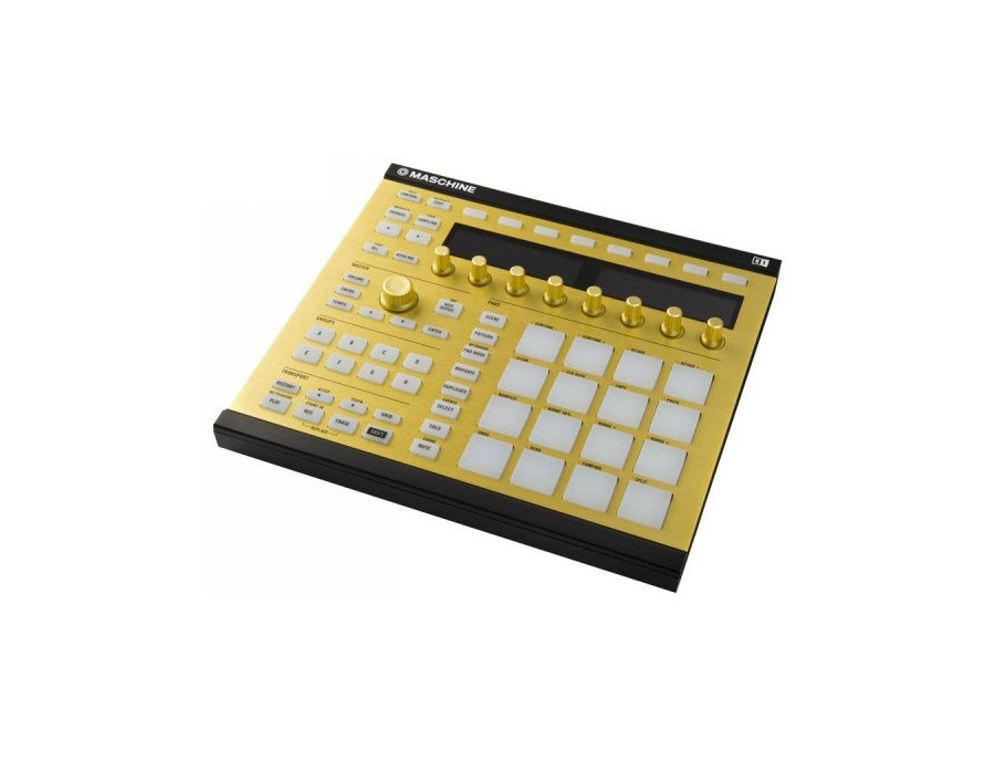 Native Instruments Maschine MKII Gold