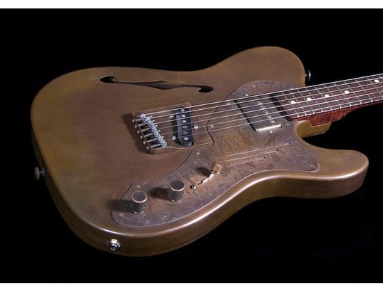 James Trussart Steelcaster Deluxe Electric Guitar