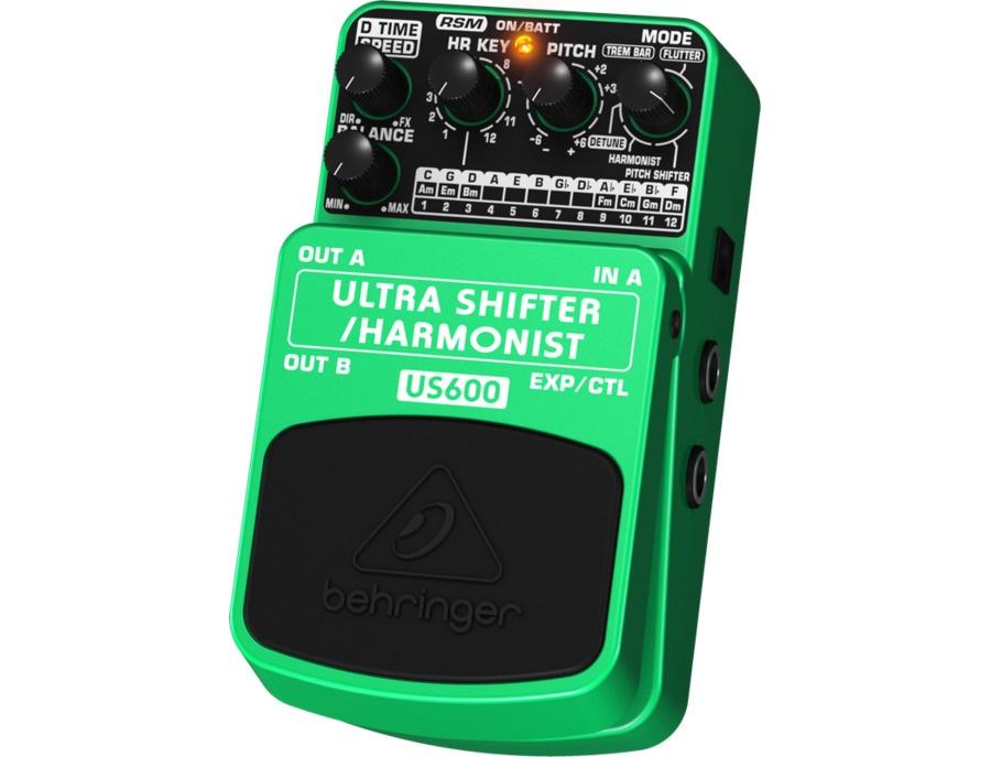 Behringer Ultra shifter/harmonist US600