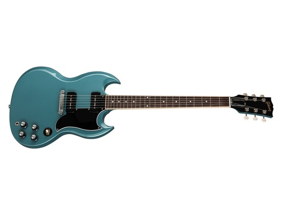 gibson sg special pelham blue reviews prices equipboard. Black Bedroom Furniture Sets. Home Design Ideas