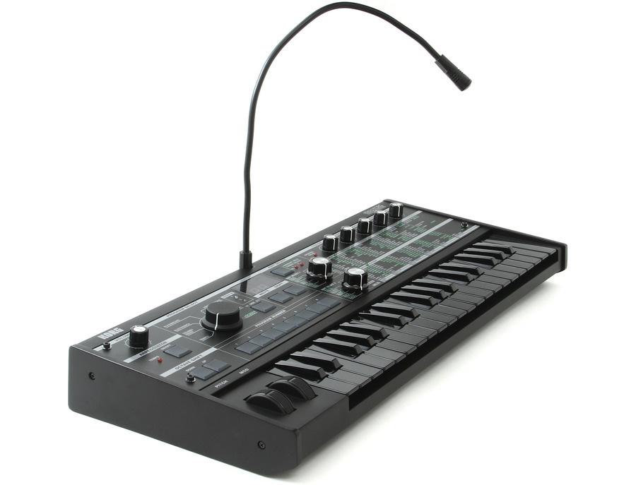 Korg MicroKORG Synthesizer/Vocoder BLACK