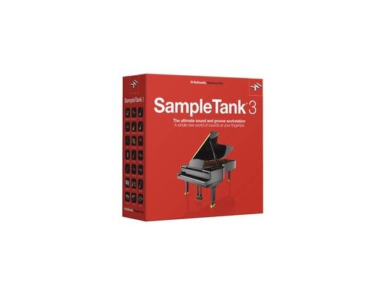 IK Multimedia Sample Tank 3