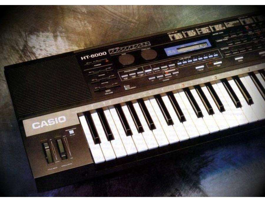 Casio HT-6000