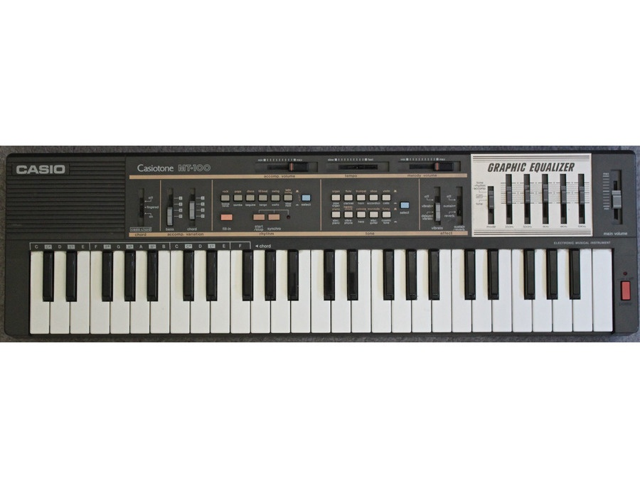 Casiotone MT-100