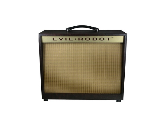 EVIL ROBOT BY TONE AMERICANA, KASHA AMPLIFIERS AND PHIL X