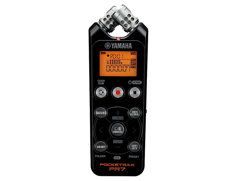 Yamaha POCKETRAK PR7 2GB Portable Recorder