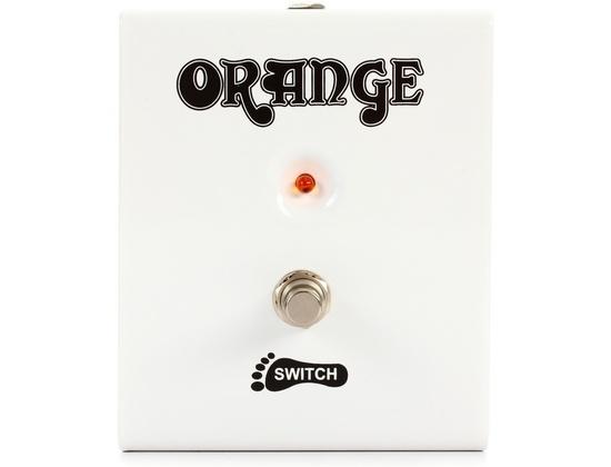 Orange Amplifiers FS-1 1-Button Guitar Footswitch
