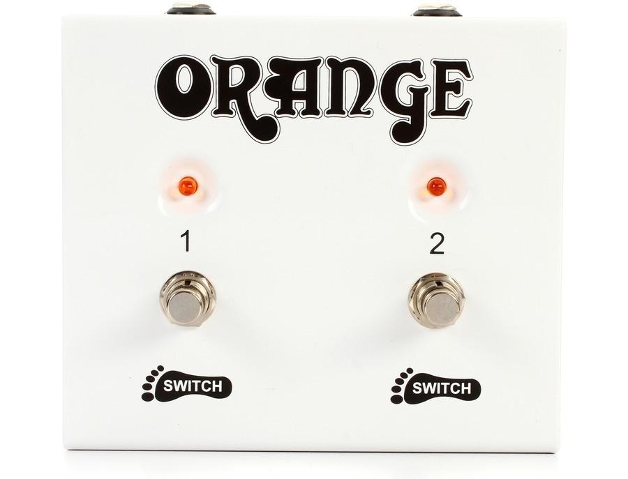 Orange Amplifiers FS-2 2-Button Dual Guitar Footswitch