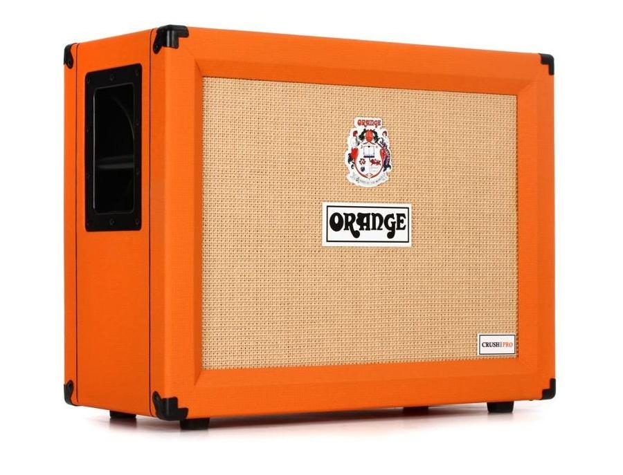 Orange amplifiers crush pro cr60c 60w guitar combo amp xl