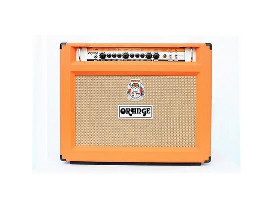 Orange Amplifiers Rockerverb RK50C MKII 50W 2x12 Tube Guitar Combo Amp