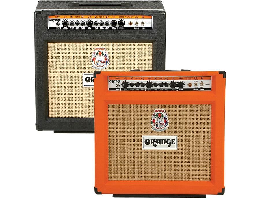 Orange Amplifiers Rockerverb 50C MK II 50W 1x12 Tube Guitar Combo Amp
