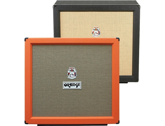 Orange Amplifiers PPC Series PPC412-HP 400W 4x12 Guitar Speaker Cabinet