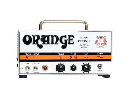 Orange Tiny Terror Hard Wired Edition