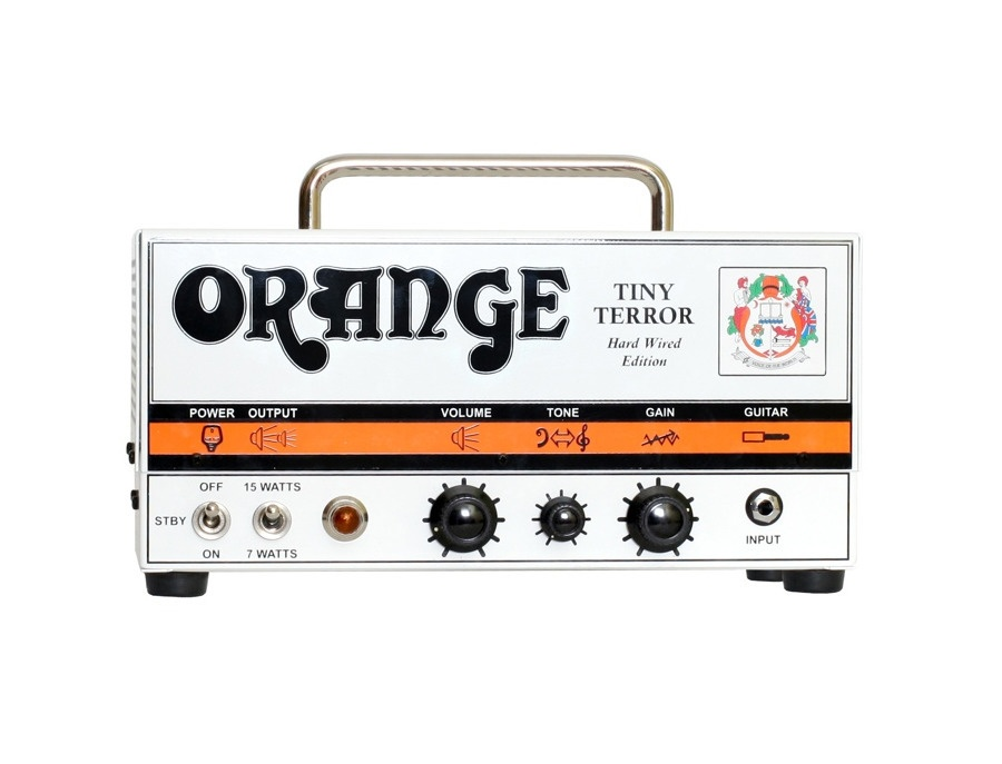 Orange Tiny Terror Hard Wired Edition