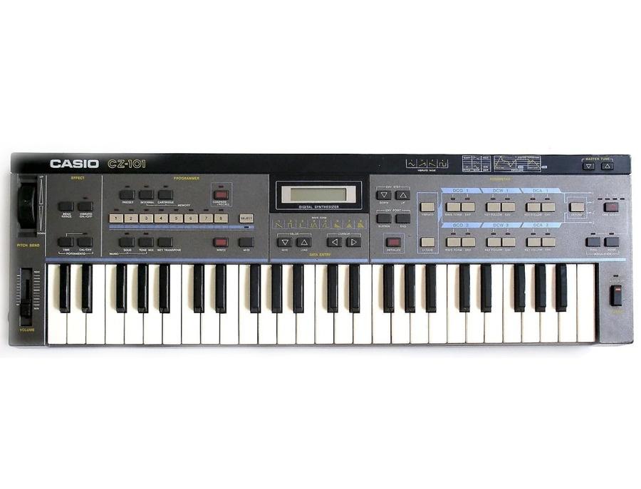 Casio CZ-101 Synthesizer