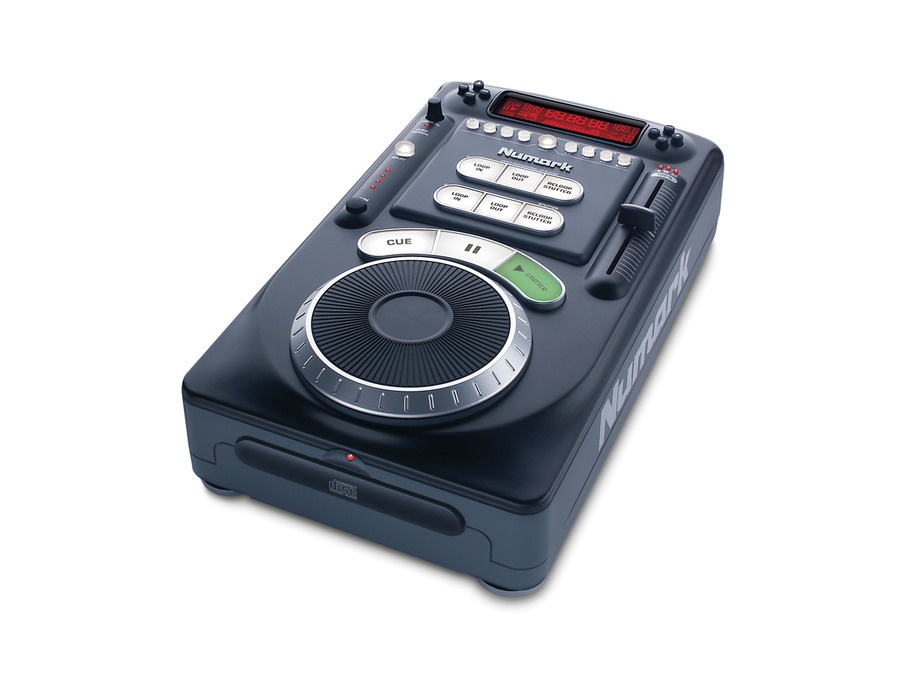 Numark Axis 9 Professional Tabletop CD Player