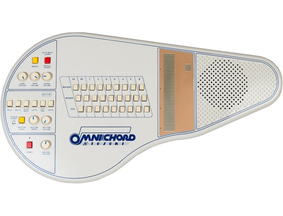 Suzuki Omnichord OM-27