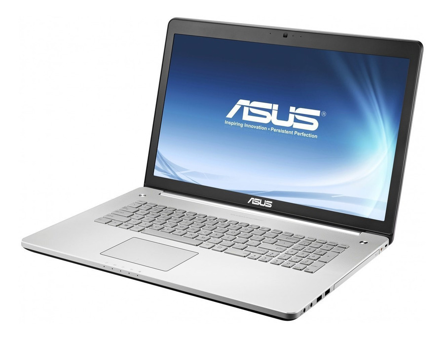 "ASUS N550JV 17"" laptop"