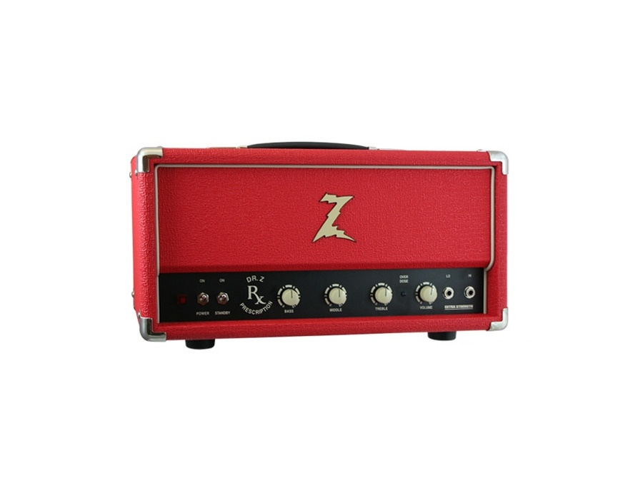 "Dr. Z Prescription Extra Strength ""RX ES"" Guitar Amp Head"