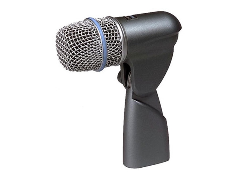 Shure beta 56a instrument microphone xl