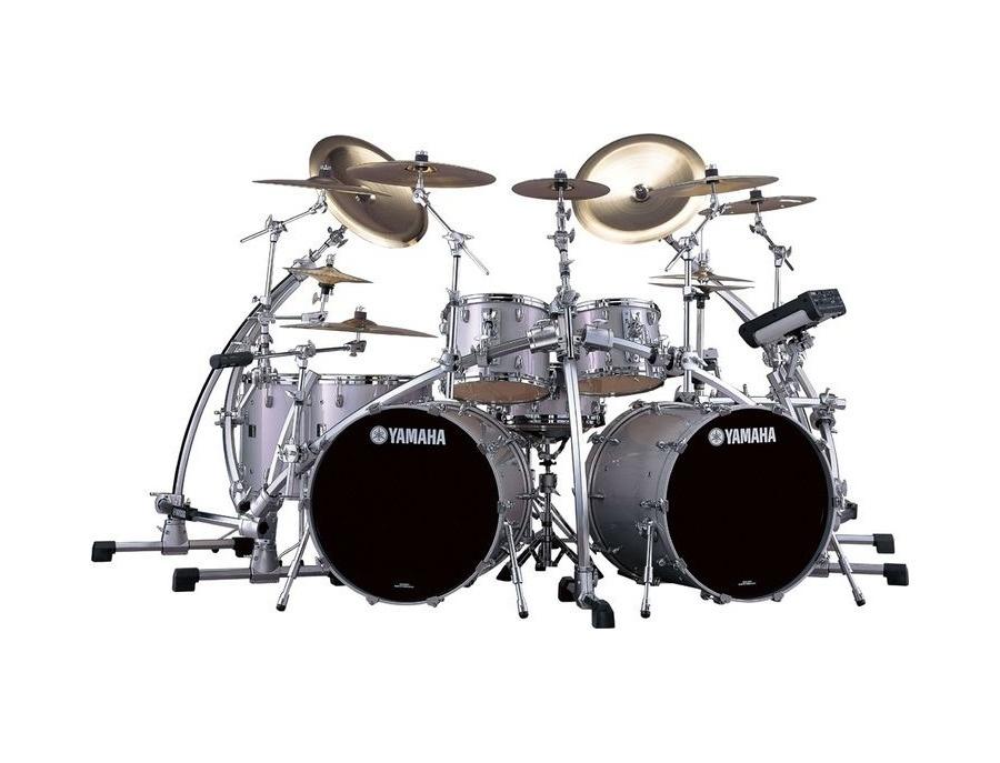 Yamaha Silver Sparkle Drums