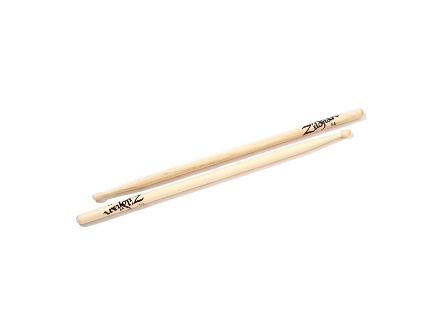 Zildjian 5a natural wood drumsticks xl