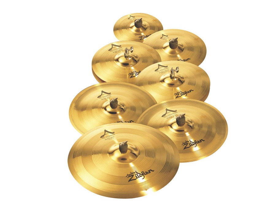 Zildjian cymbals xl