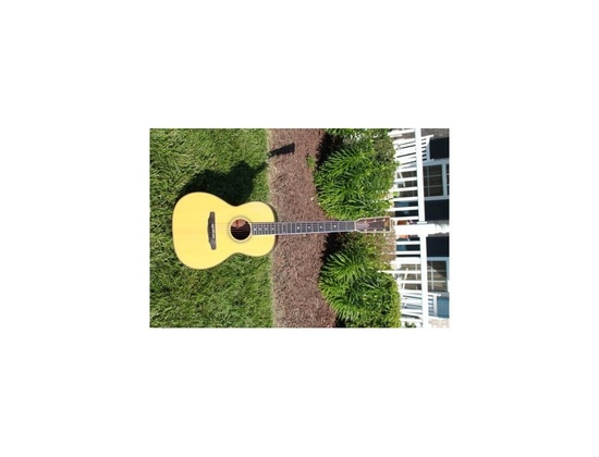 Valley Arts Larry Carlton Custom Acoustic Guitar