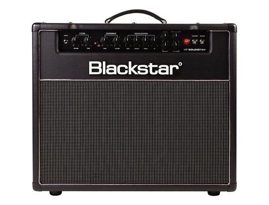 blackstar venue series ht soloist ht 60s 60w 1x12 tube guitar combo amp. Black Bedroom Furniture Sets. Home Design Ideas