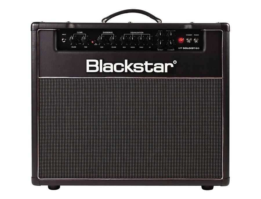 Blackstar Venue Series HT Soloist HT-60S 60W 1x12 Tube Guitar Combo Amp