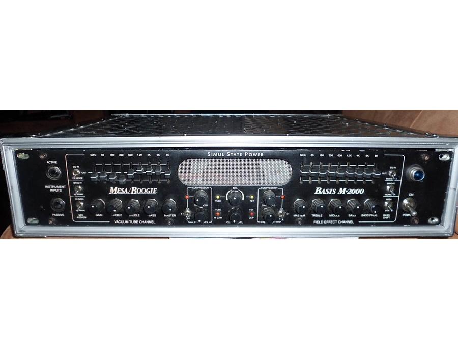 Mesa Boogie M-2000 Head