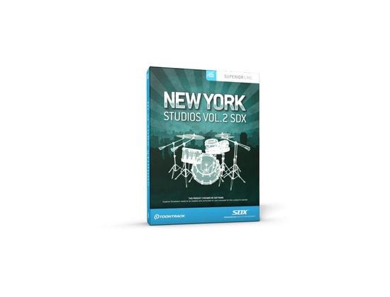Toontrack SDX New York Studios Vol.2