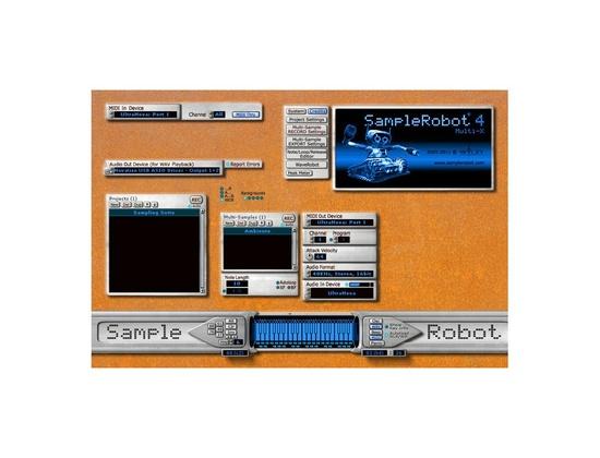 Skylife SampleRobot 4 Multi - X
