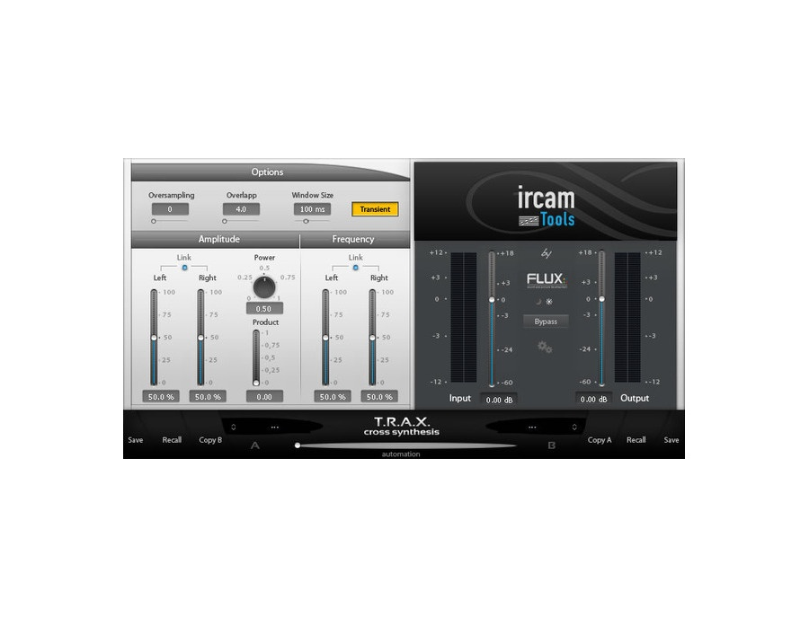 Flux IRCAM Tools