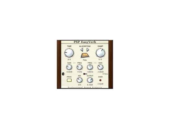 PSP Audioware PSP EasyVerb