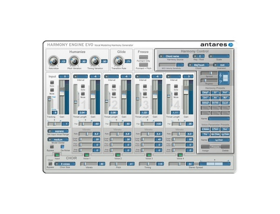 Antares Auto Tune Vocal Studio - Native