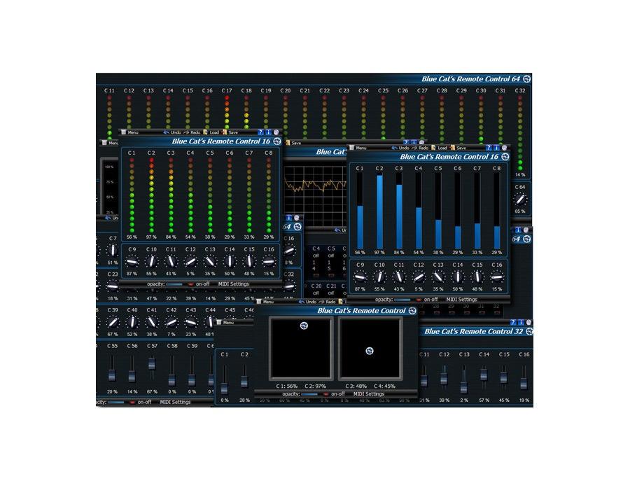 Blue Cat Audio Blue Cat's Remote Control