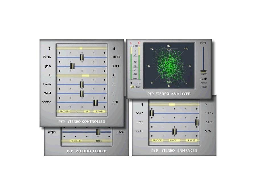 Psp audioware psp stereopack xl
