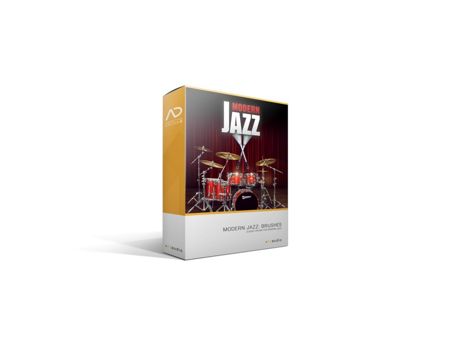 XLN Audio Modern Jazz Brushes
