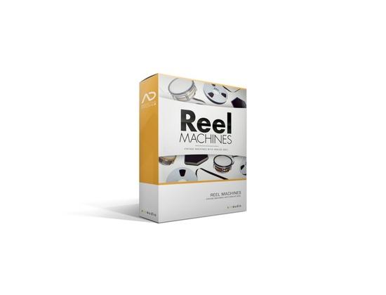 XLN Audio Reel Machines