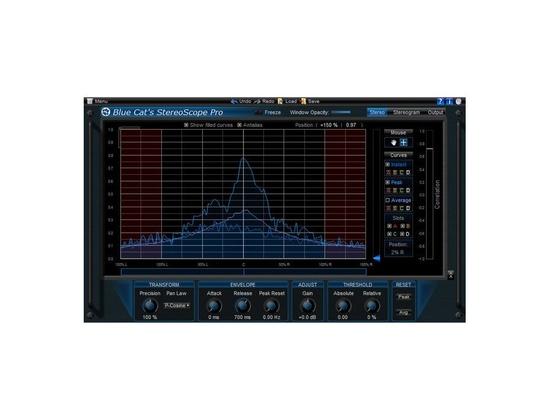 Blue Cat Audio Blue Cat's StereoScope Pro