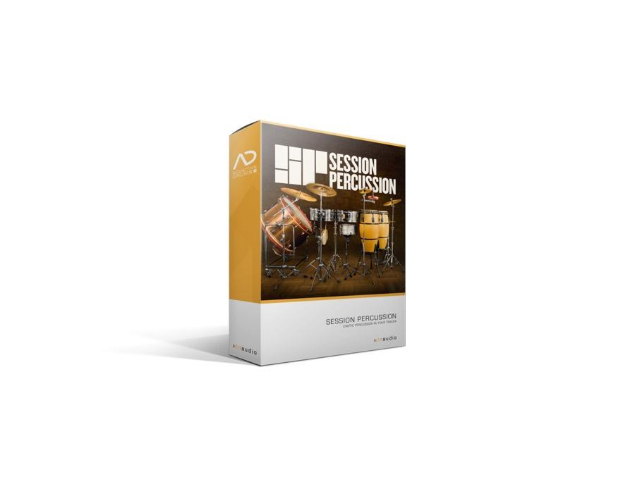 XLN Audio Session Percussion