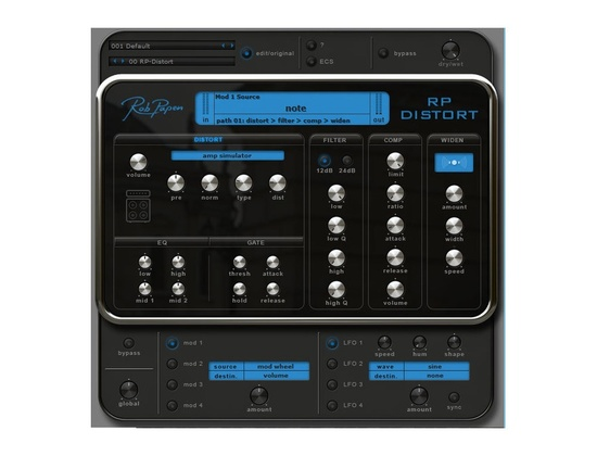 Rob Papen RP Distort