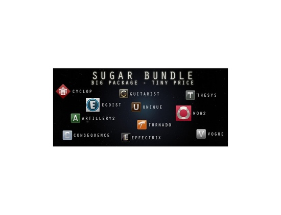 Sugar Bytes Sugar Bundle