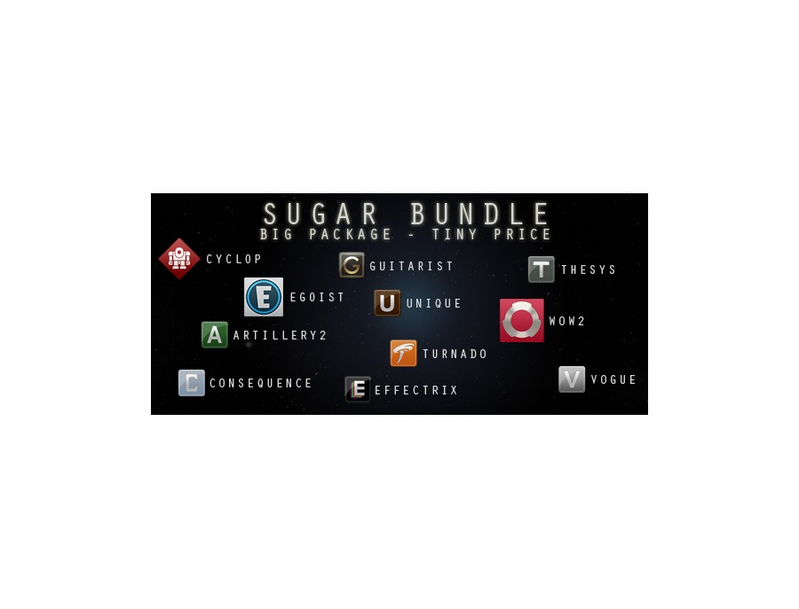 Sugar bytes sugar bundle xl