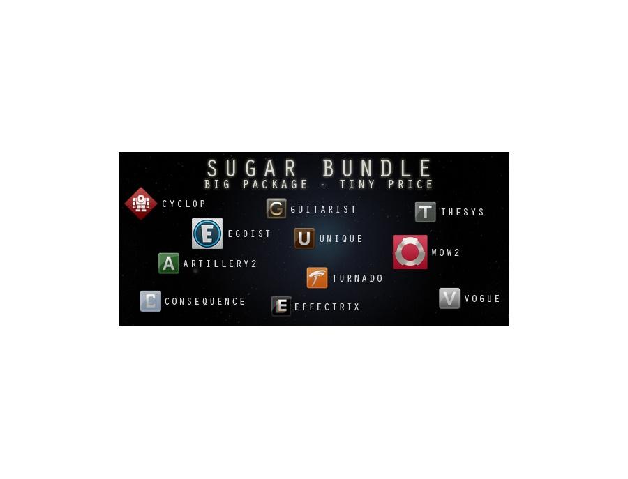 Sugar Bytes Sugar Bundle
