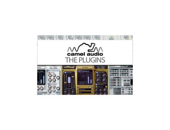 Camel Audio Camel Audio - The Plugins
