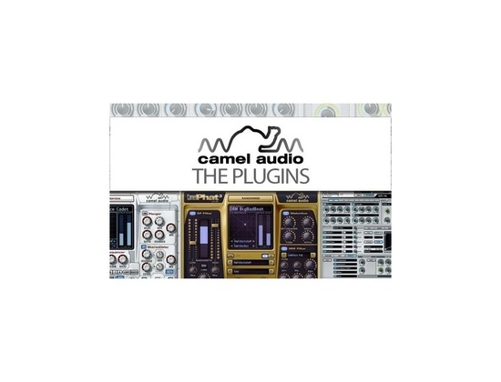 Camel Audio Camel Audio - The Plugins
