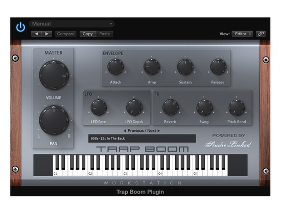 StudioLink Trap Boom Workstation
