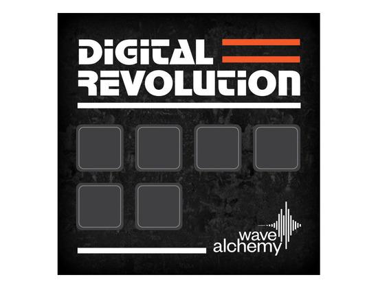 Wave Alchemy Digital Revolution